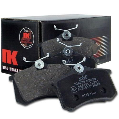NK 223609 Bremsbelagsatz Scheibenbremse