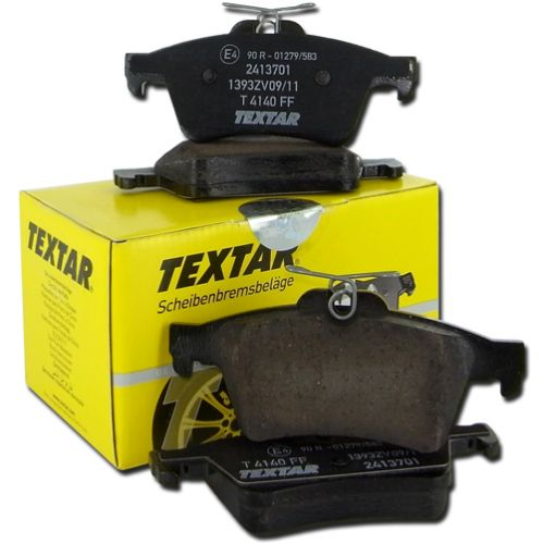 TEXTAR 2413701 Bremsbeläge Bremsbelagsatz für OPEL