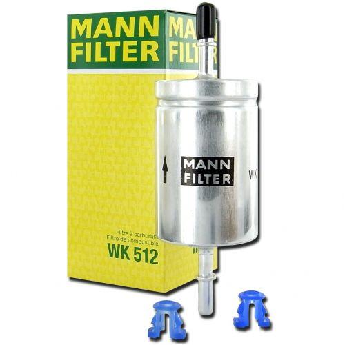 kraftstofffilter mann filter wk 512 nur 8 99 jetzt. Black Bedroom Furniture Sets. Home Design Ideas